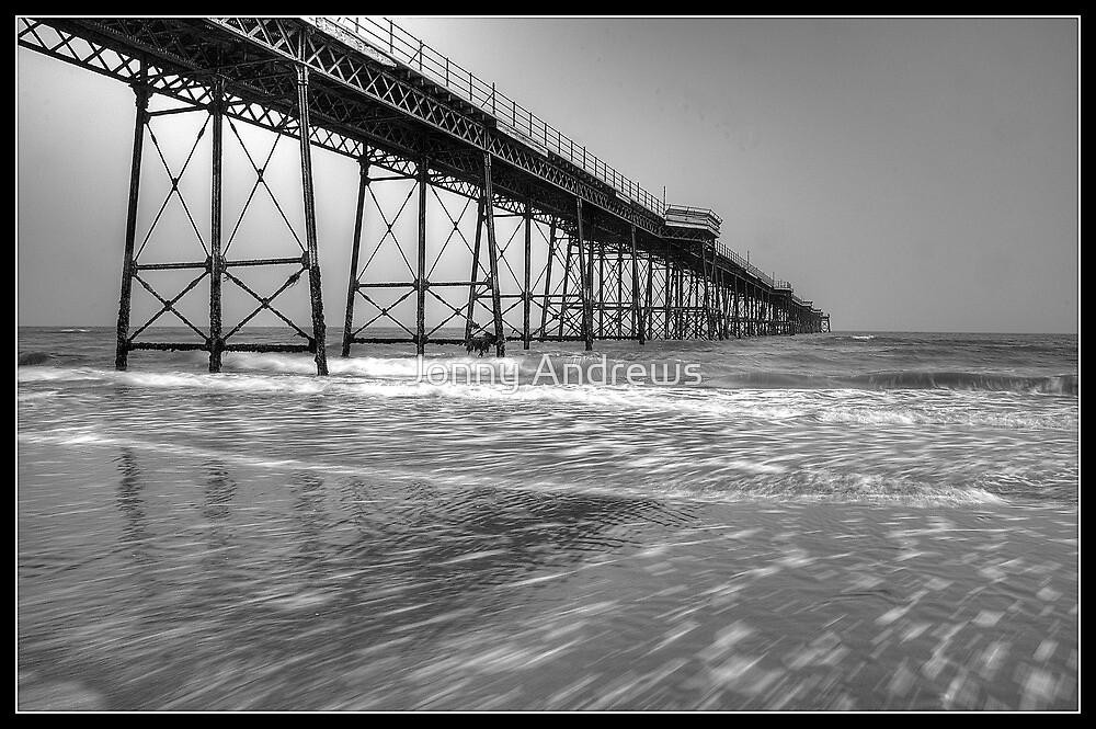 Queen's Pier Ramsey by Jonny Andrews