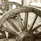 Wagon Wheels by Jon Matthies
