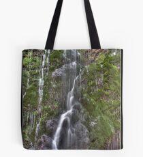 Dhoon Glen Waterfall Tote Bag