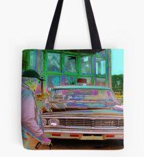 Vintage classics Tote Bag