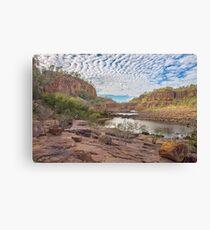 Katherine Gorge, Northern Territory, Australia Canvas Print