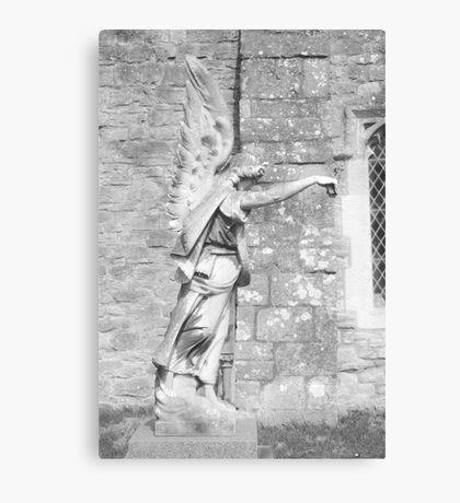Angel Canvas Print