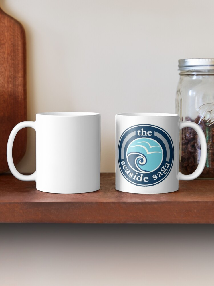 Alternate view of Seaside Saga Official Merchandise Mug