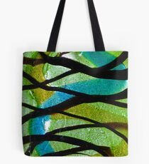 Fused Glass Tote Bag