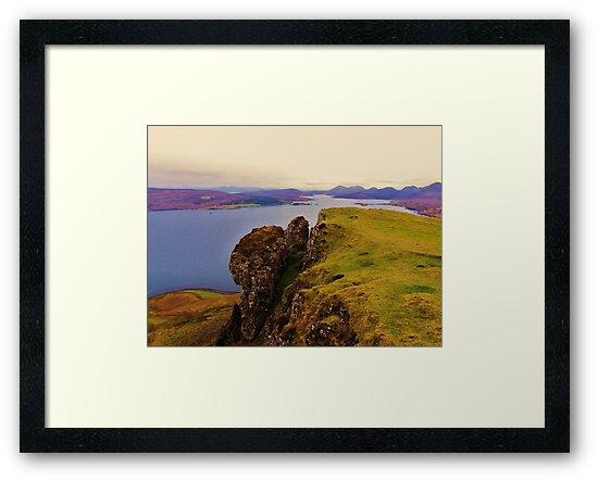 Raasay & The Cuillins- Isle of Skye by caledoniadreamn