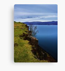 Sound of Raasay - Isle of Skye Canvas Print