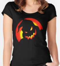Mr. Oogie Boogie Women's Fitted Scoop T-Shirt