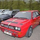 Lancia Delta Integrale by Fred Taylor