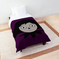 Sara from Over The Garden Wall Comforter