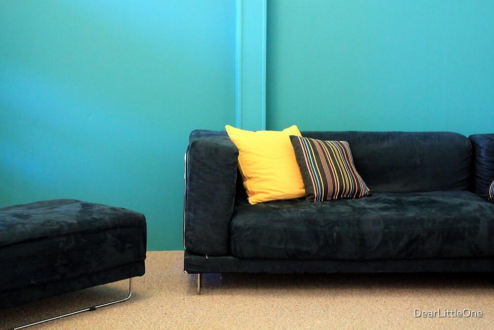 Family Room Sofa by DearLittleOne