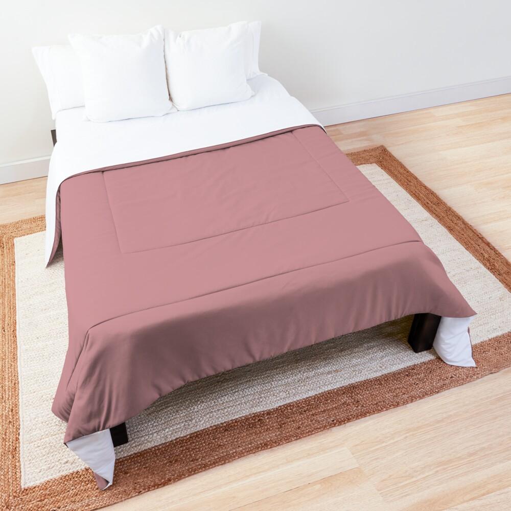 Blush Comforter