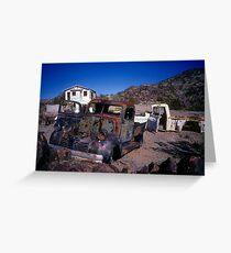 Classic American Desert Crop Greeting Card