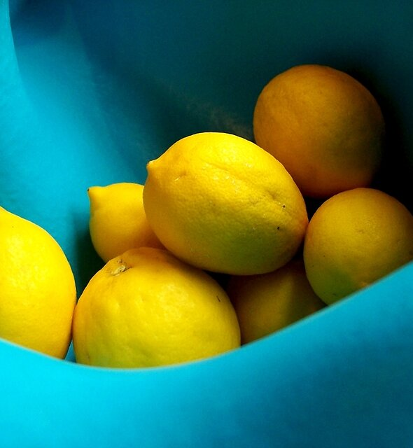 Lemons by Jimmy Joe