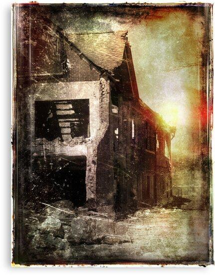 False Sunrise by AlexKujawa