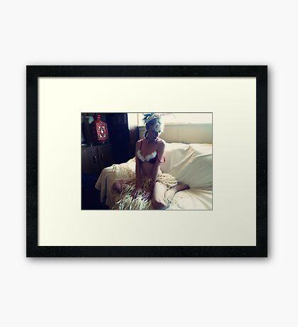 04-28-2011:  Mixed Metaphors Framed Print