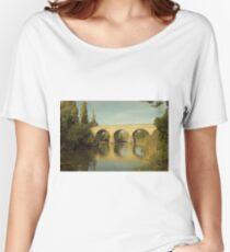 Richmond Bridge shot by Contaflex Loose Fit T-Shirt