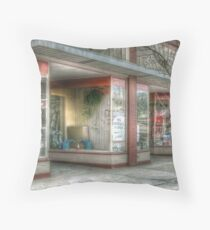 Suburbia Throw Pillow