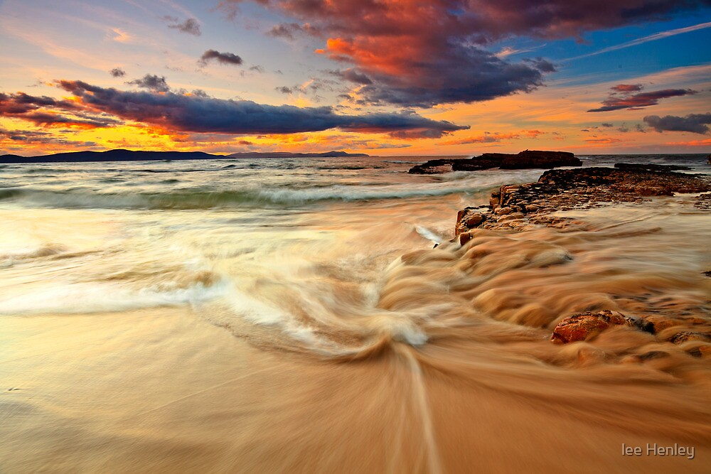 Southarm sunrise  by lee Henley