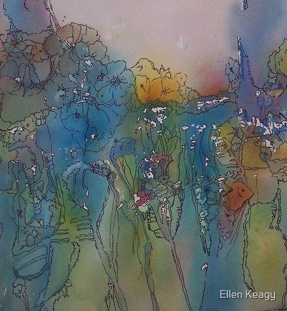 under the sea with me by Ellen Keagy