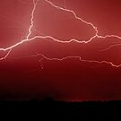 Savannahs storm by Larry  Grayam