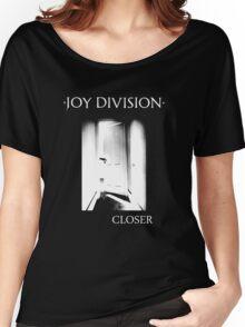 closer white Women's Relaxed Fit T-Shirt