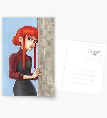 Glare Postcards