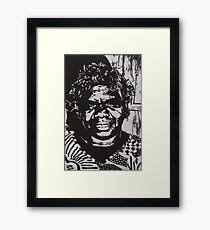 Rene Framed Print