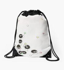 Susuwatari Drawstring Bag