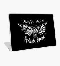 Death's Head Hawk Moth Laptop Skin