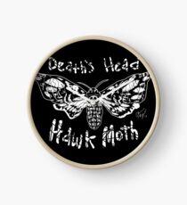 Death's Head Hawk Moth Clock