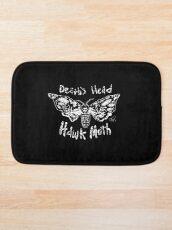 Death's Head Hawk Moth Bath Mat