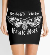 Death's Head Hawk Moth Mini Skirt