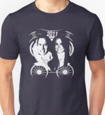 william and kate Unisex T-Shirt