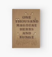 One Thousand Magical Herbs and Fungi Hardcover Journal