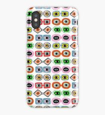 Doodle Glasses iPhone Case