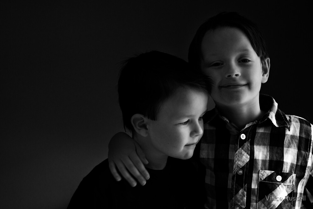 Brothers by Vince Russell