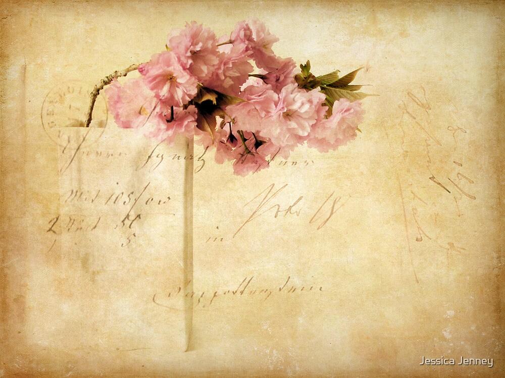 Vintage Cherry by Jessica Jenney