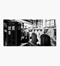 The Dark Church Photographic Print