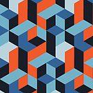 Funky Geometric by modernistdesign