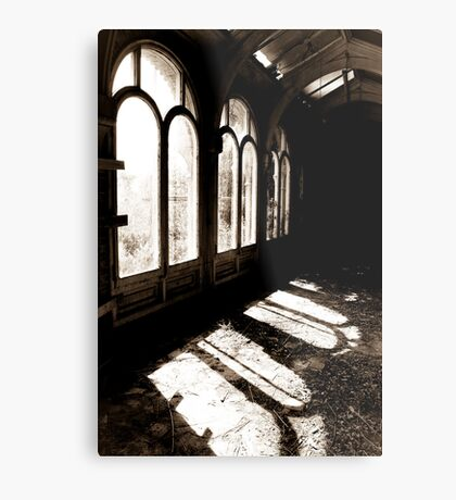 For this little hour Metal Print