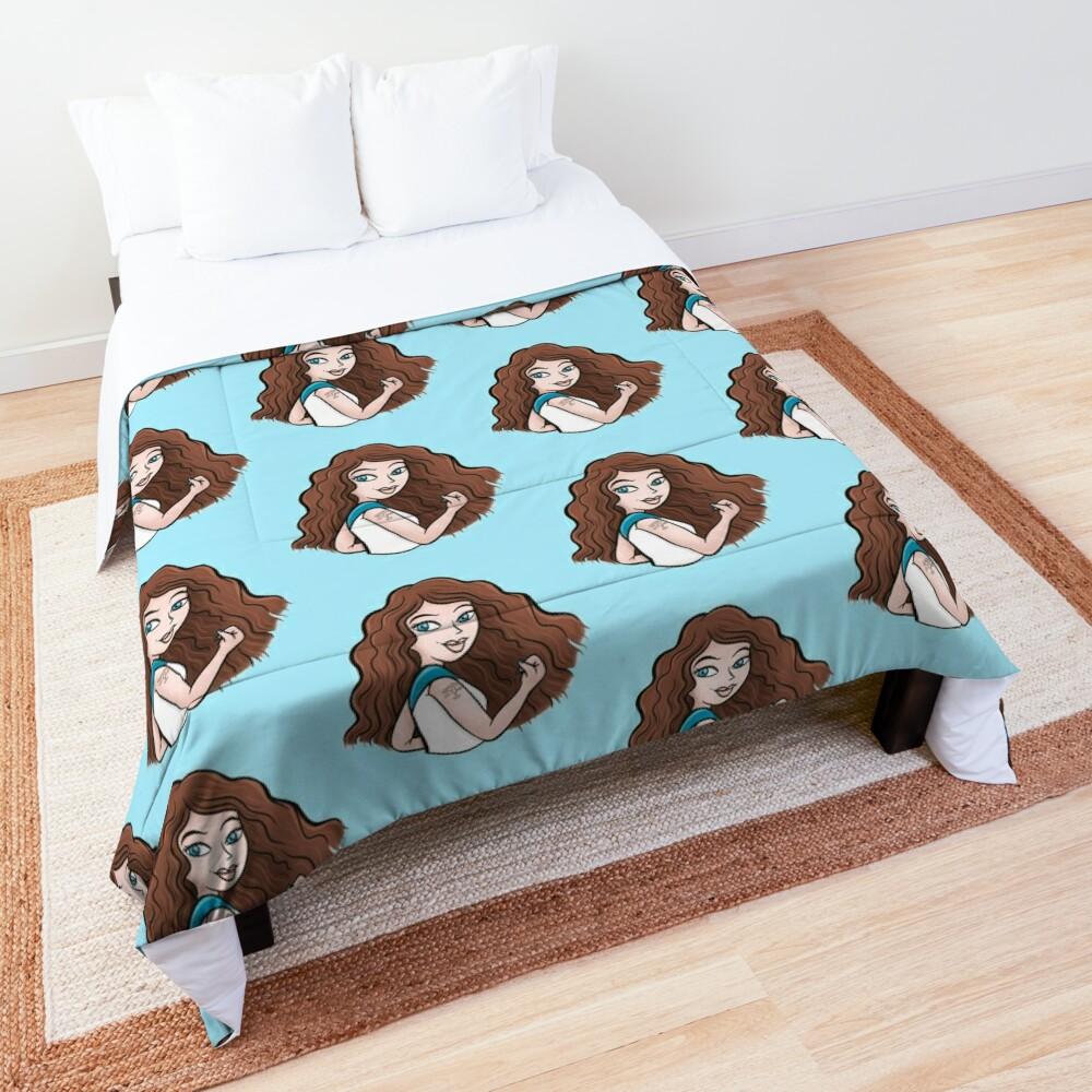 SAM from Cobra Kai Comforter