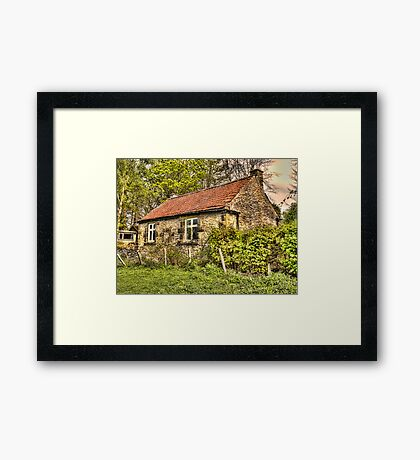 Treacle Mansion Framed Print