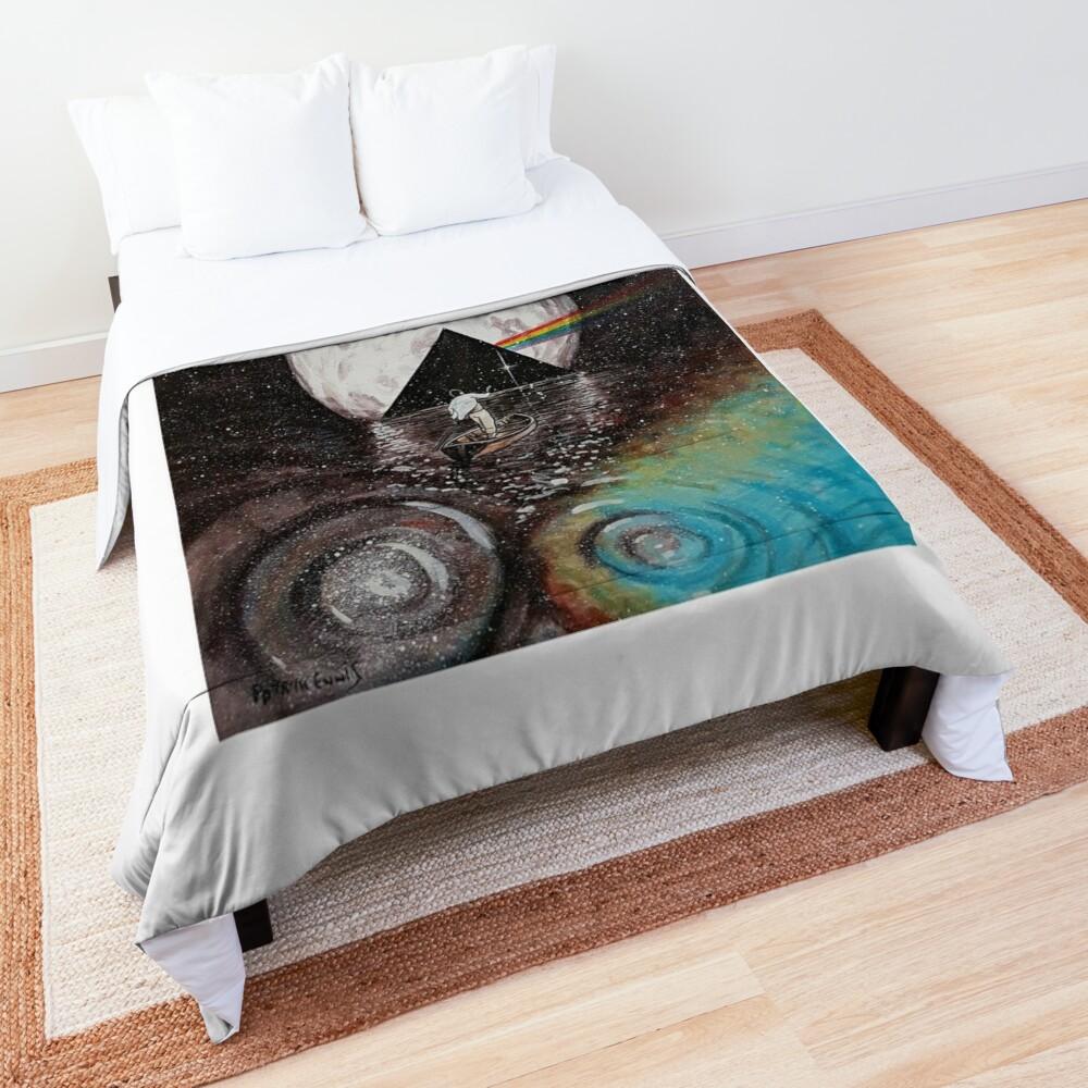 Pink Floyd fan art Comforter