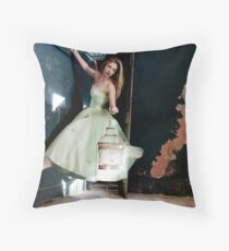 how i learned to stop worrying and love levitation Throw Pillow