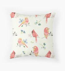 Soft Melody Throw Pillow