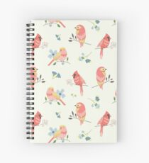 Soft Melody Spiral Notebook
