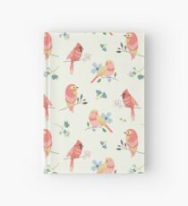 Soft Melody Hardcover Journal