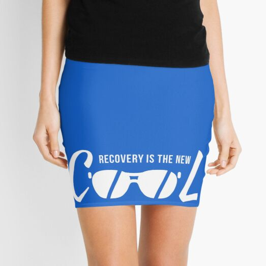 Recovery Is The New Cool - Sunglasses Mini Skirt