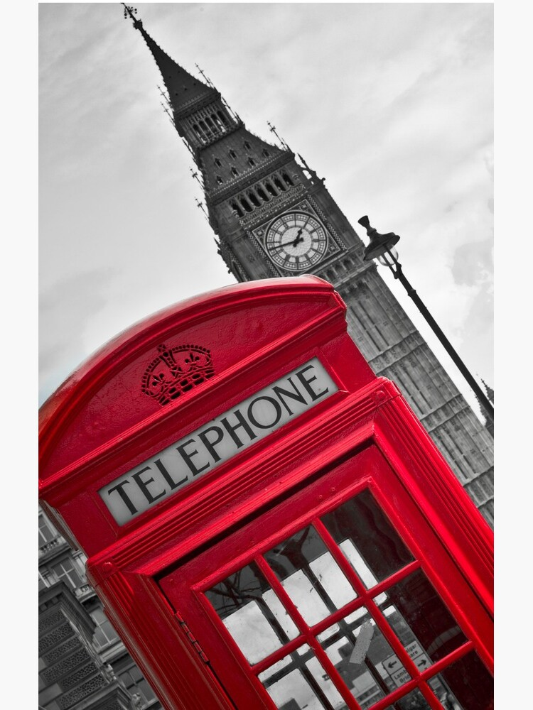 Telephone Booth in London by assaf