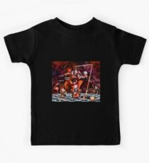 Madness in the Hatter's Realm Kids Tee